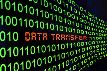 binary data transfer